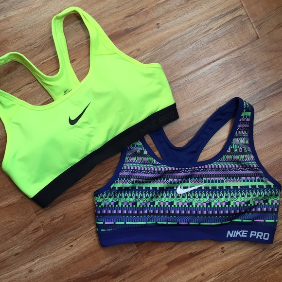 Nike Other - Nike pro sports bras